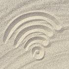 WLAN verfügbar / kostenloses WiFi